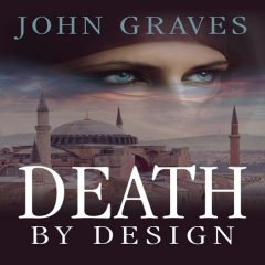 Death by Design, Book One in The Tracker Series