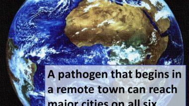 Olga Jonas on Pathogens