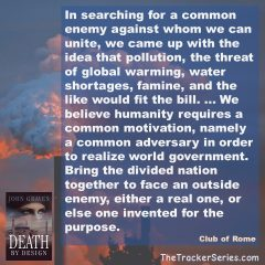 Club of Rome - Creating the Threat