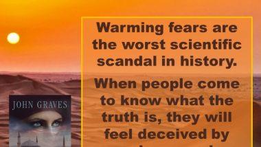 Global Warming Fears