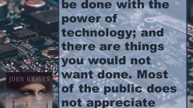 Jennifer Doudna on the power of technology