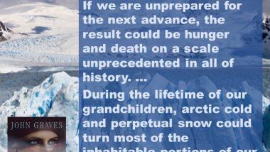 Leonard Nimoy on the Coming Ice Age