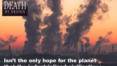 Maurice Strong on the Only Hope for the Planet