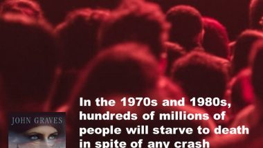 Paul Ehrlich on Hundreds of Millions Starving