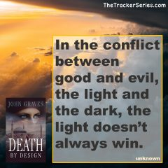 The Conflict Between Good and Evil