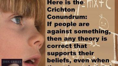 The Crichton Conundrum