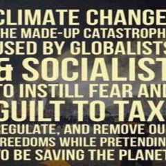 The Climate Change Hoax
