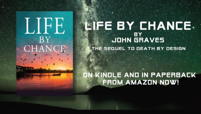 Life by Chance book trailer